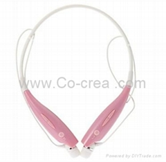 Bluetooth Headset with Flexible