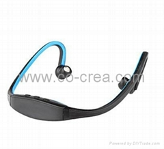 New Neckband Stereo Wireless