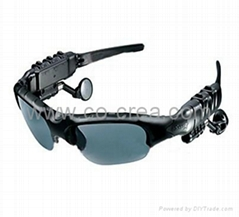 Sunglasses with Bluetooth (4GB,