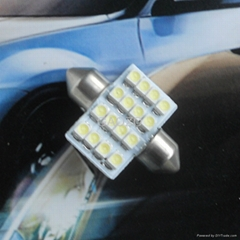 Auto spares LED White 31mm