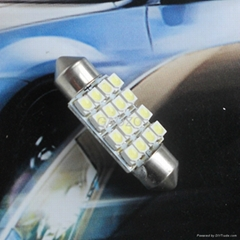 Auto spares LED White 36mm