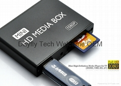 MP013 Full HD 1080P Media Player