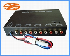 EQ807UK, Car Audio equalizer with