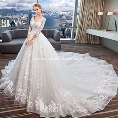 Ella Bridal Dress New Collection