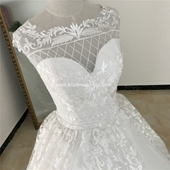 Custom Size Made Ball Gown Luxury
