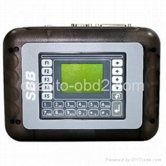 SBB key programmer V33.01 top
