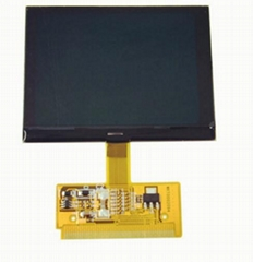 New Version A3 A4 A6 VDO LCD