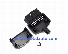 obdii OBD 16 Pin OBD2 Male