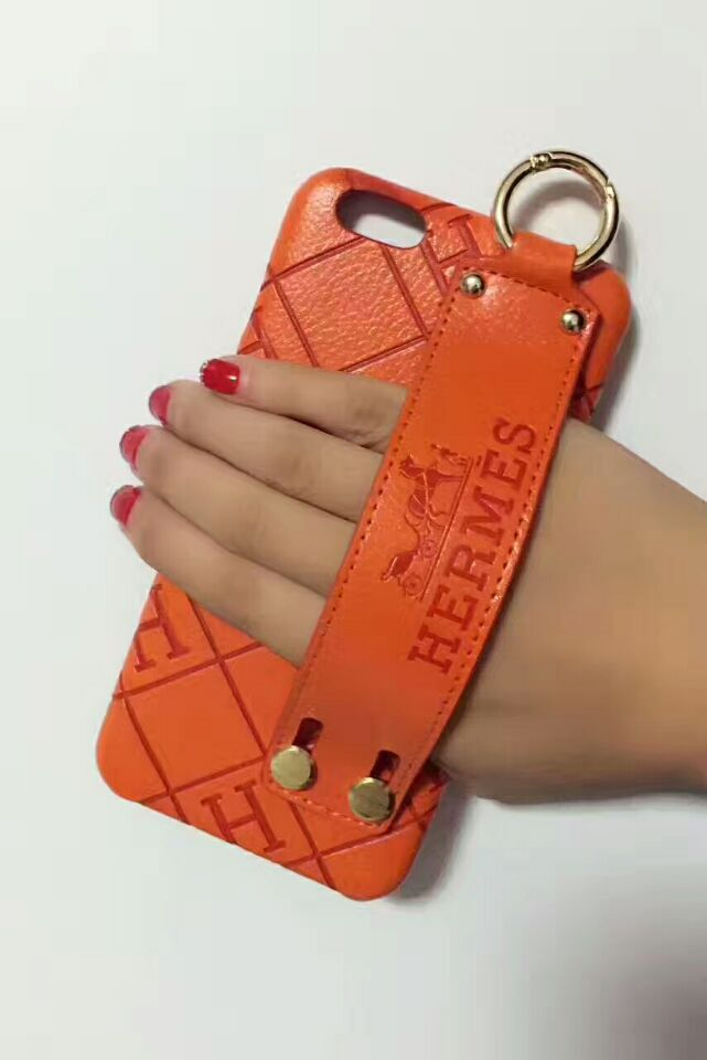 uk availability 18311 ba823 Free shipping XR XS MAX Hermes high quality hand strap with slipknot