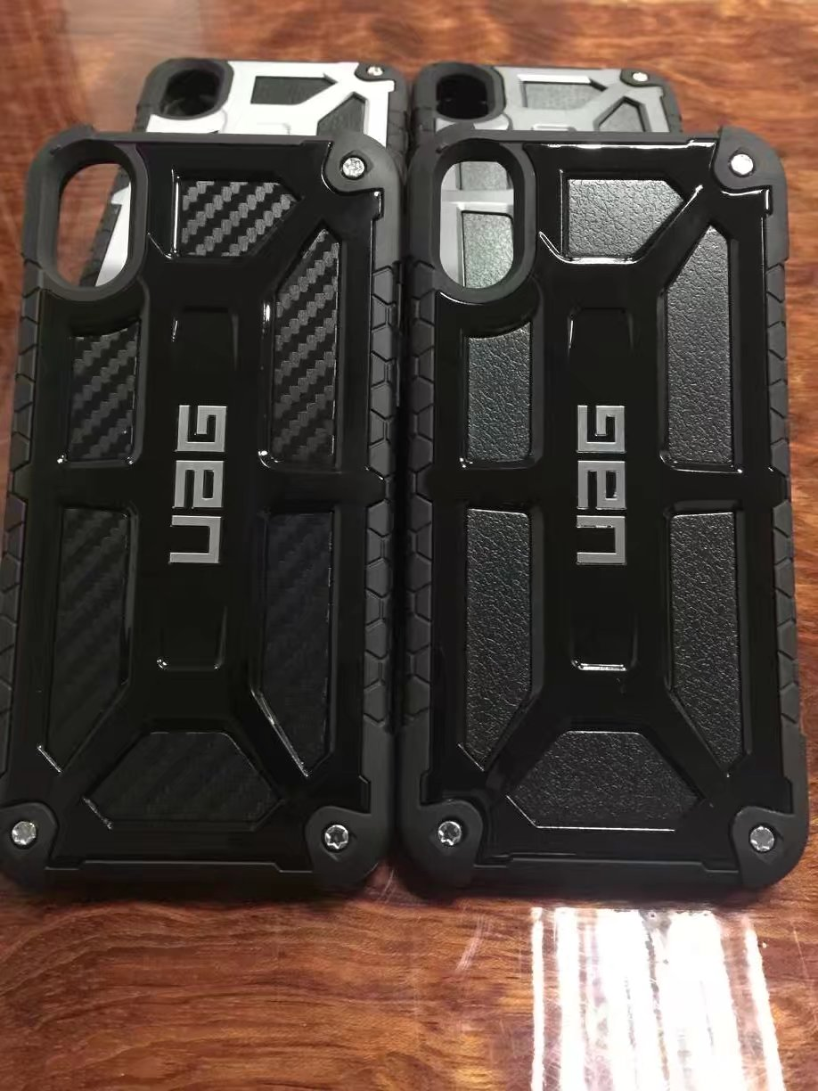 low priced 49798 95b26 Note 9 XR XS MAX Armor Urban UAG MONARCH shockproof carbon fiber